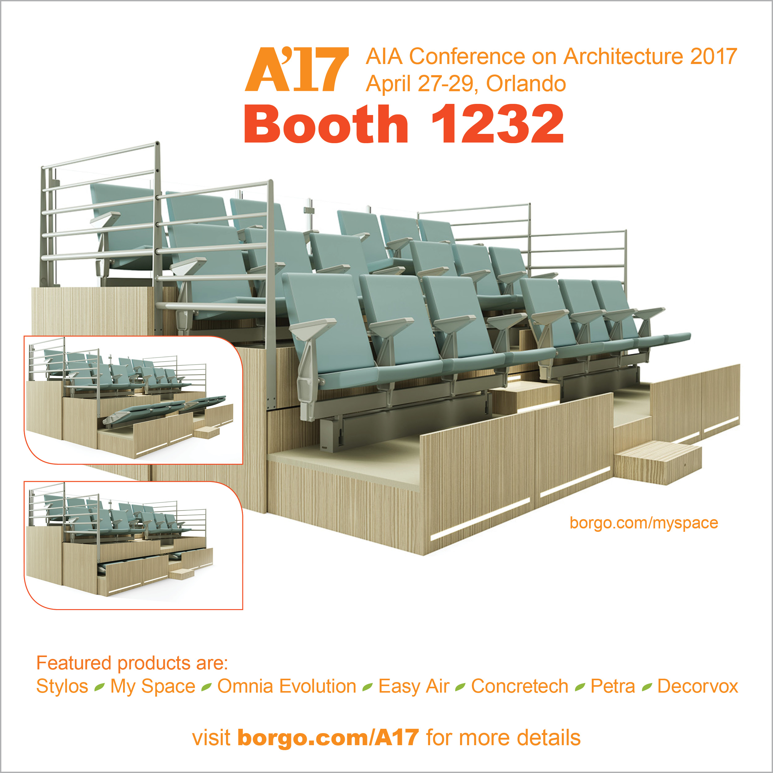 A'17 AIA Conference on Architecture