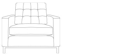 6311 – Lounge Chair