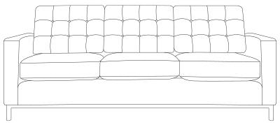 6313 – Sofa