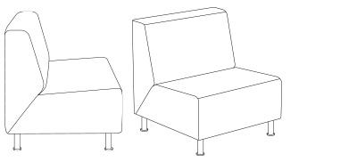 6321 – Lounge Chair