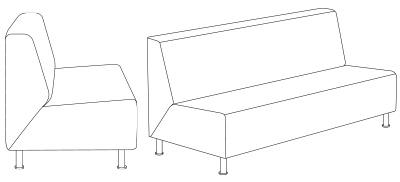 6323 – Sofa