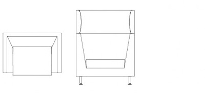 3895 – Single Seat
